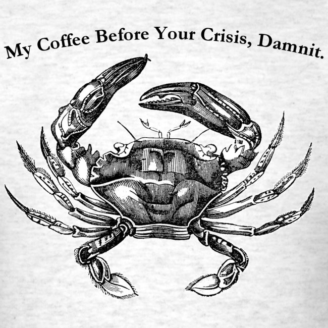 Coffee before Crisis