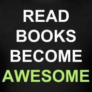 Design ~ Read Books shirt