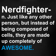 Design ~ Nerdfighter shirt