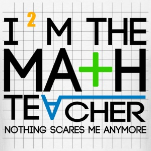 I'm The Math Teacher - Men's T-Shirt