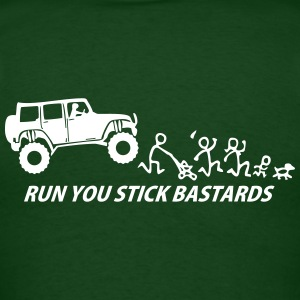 Jeep...Run! - Men's T-Shirt