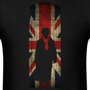 Sherlock - Men's T-Shirt