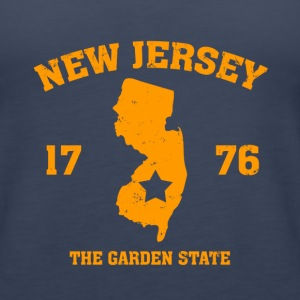 New Jersey - Women's Premium Tank Top