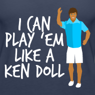 Design ~ Ken Doll Tank Top