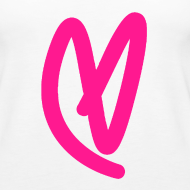 Design ~ Lovatic Heart Tank Top