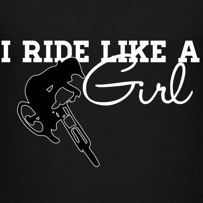 I Ride Like A Girl (Kids)