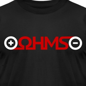 OHMS T-Shirts - Men's T-Shirt by American Apparel