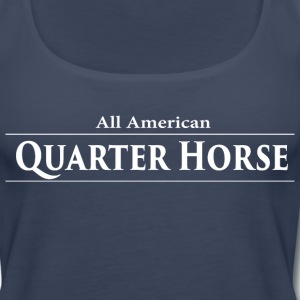 Quarter Horse Tanks - Women's Premium Tank Top