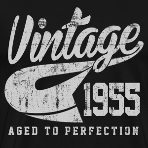 Vintage 1955 Aged To Perfection - Men's Premium T-Shirt