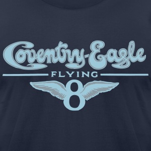 Coventry Eagle T-Shirts - Men's T-Shirt by American Apparel