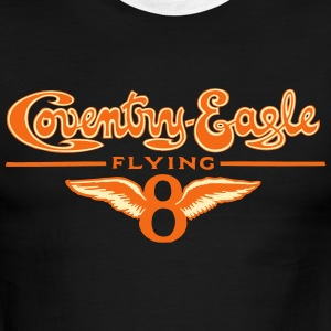 Coventry Eagle T-Shirts - Men's Ringer T-Shirt