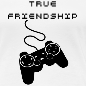True friendship - Women's Premium T-Shirt
