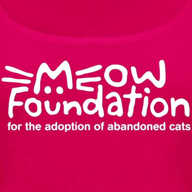 MEOW Foundation Tank
