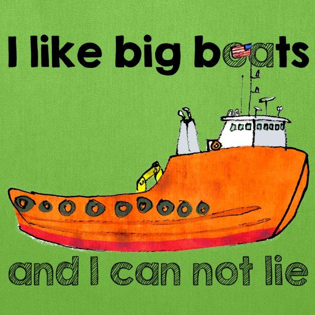 Big Boats Tote