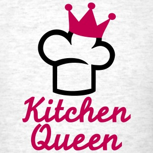 Kitchen Queen T-Shirts - Men's T-Shirt