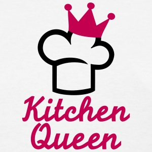 Kitchen Queen Women's T-Shirts - Women's T-Shirt