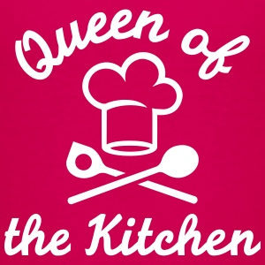 Queen of the Kitchen Kids' Shirts - Kids' Premium T-Shirt