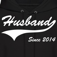 Husband Since 2014 Hoodies