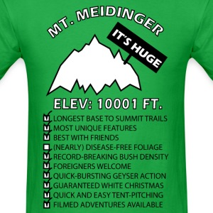 Mt. Meidinger - Men's T-Shirt