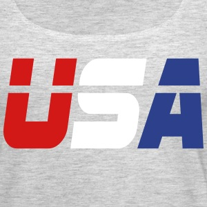 USA Tanks - Women's Premium Tank Top