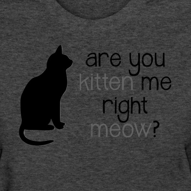 Right Meow Classic Tee