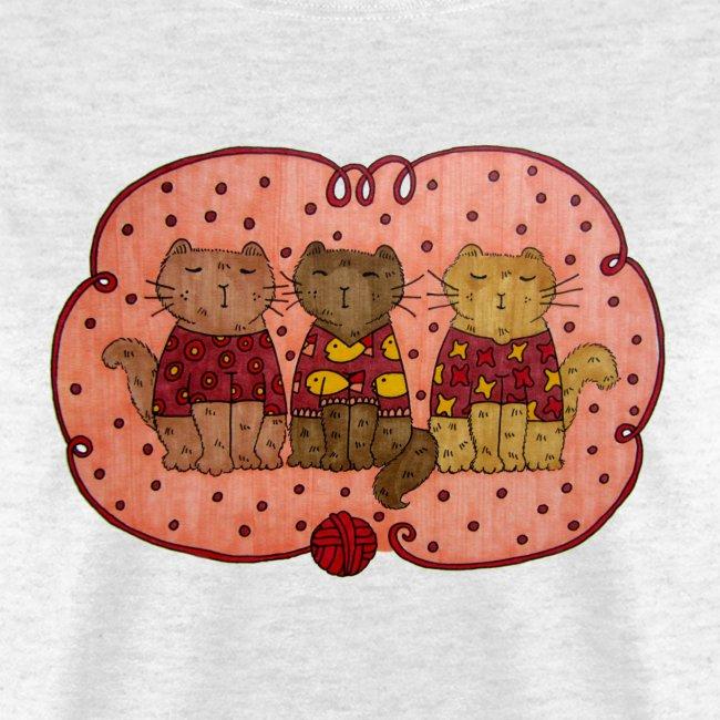 Sweater Cats Classic Tee