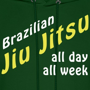 BJJ All Day Hoodies - Men's Hoodie