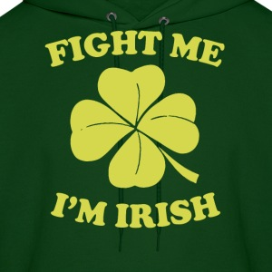Fight of the Irish - Men's Hoodie