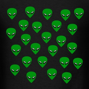 Alien Invasion - Men's T-Shirt