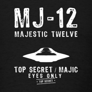 Majestic Twelve 12 Majic - Men's T-Shirt