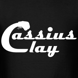 Cassius Clay - Men's T-Shirt