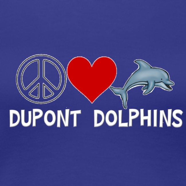 Peace, Love, and Dolphins