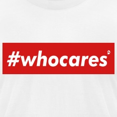 AD whocares T-Shirts