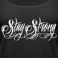 Design ~ Stay Strong Tank Top