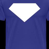 Design ~ Mens T-Shirt // Minimalist Superhero THE LAST SON