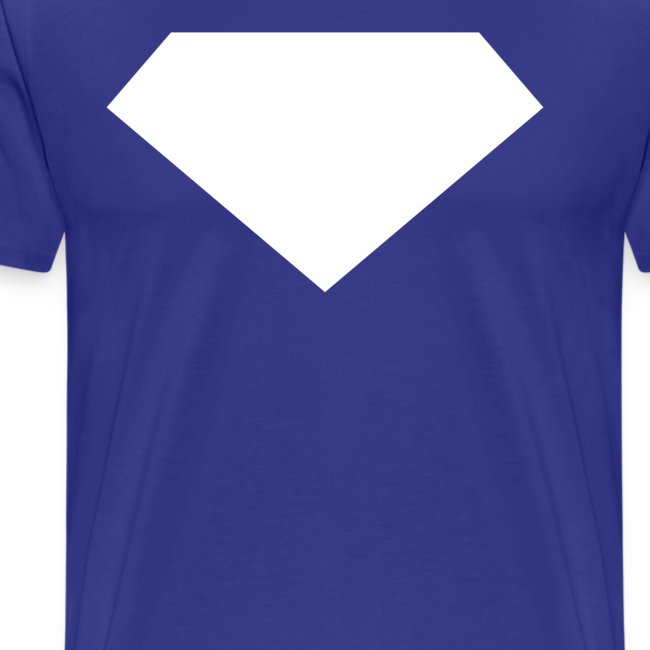 Mens T-Shirt // Minimalist Superhero THE LAST SON