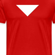 Design ~ Mens T-Shirt // Minimalist Superhero STARKONIUM