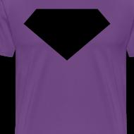 Design ~ Mens T-Shirt // Minimalist Superhero THE LAST SON - Dark