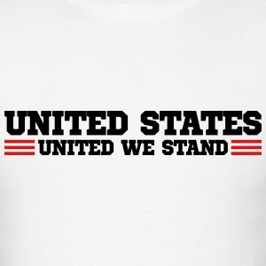 UNITED WE STAND T-Shirts - Men's T-Shirt