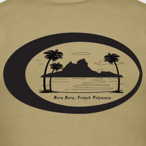 Bora Bora - Men's T-Shirt