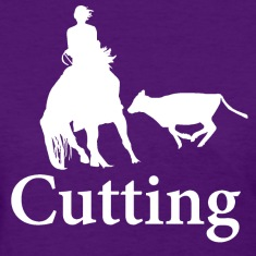Cutting Horse Women's T-Shirts