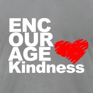 Encourage Kindness - Men's T-Shirt by American Apparel