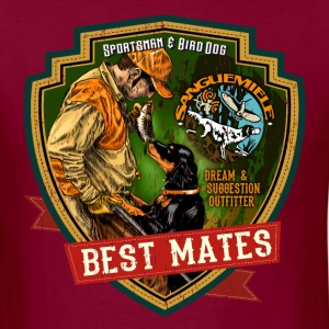 best mates T-Shirts - Men's T-Shirt