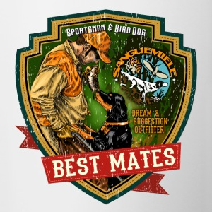 best mates Bottles & Mugs - Contrast Coffee Mug