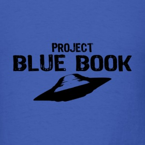 Project Blue Book - Men's T-Shirt