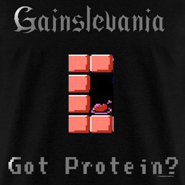 Castlevania Parody T: Gainslevania