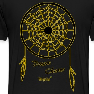 dream chaser T-Shirts - Men's Premium T-Shirt