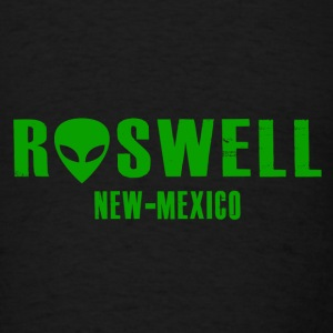 Roswell New-Mexico - Men's T-Shirt