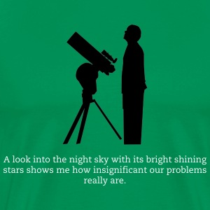 Night sky - Men's Premium T-Shirt