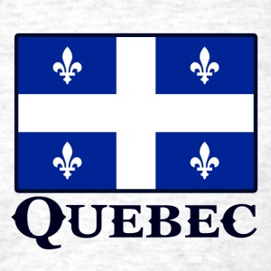 quebec T-Shirts - Men's T-Shirt